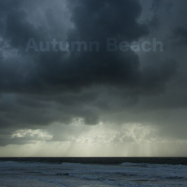 Autumn Beach cover