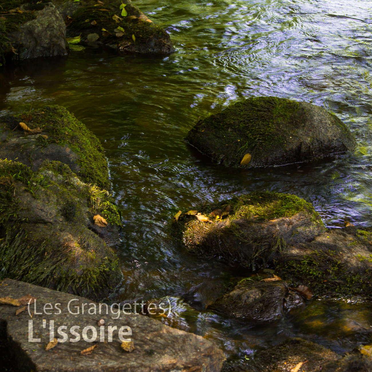 Cover L' Issoire (les grangettes)