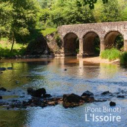 Cover L' Issoire (pont binot)