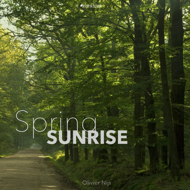Spring Sunrise cover